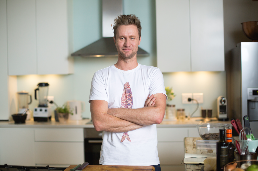 Neill Anthony Private Chef simmers to international success